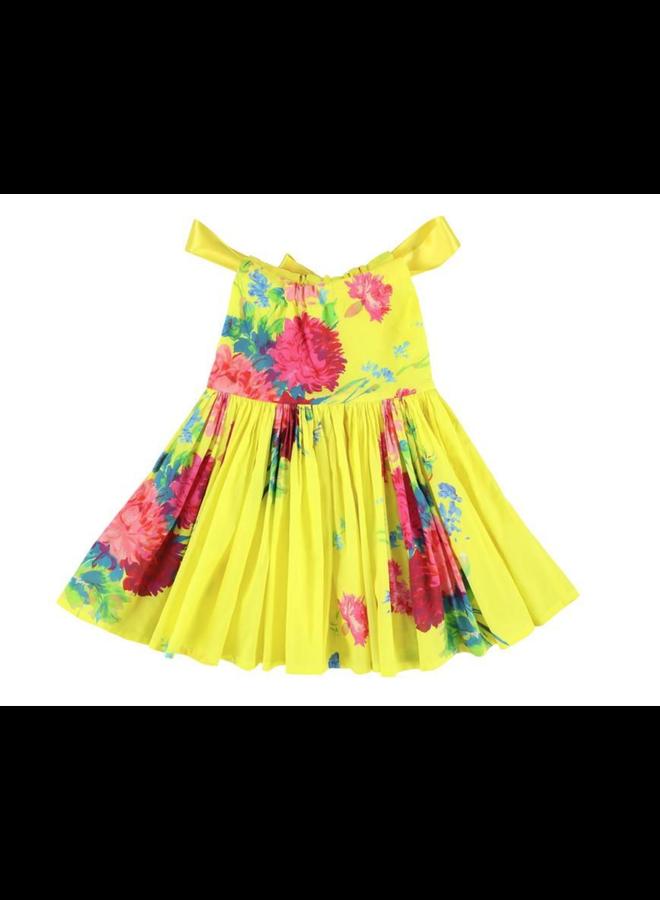 Larissa Citrus Dress