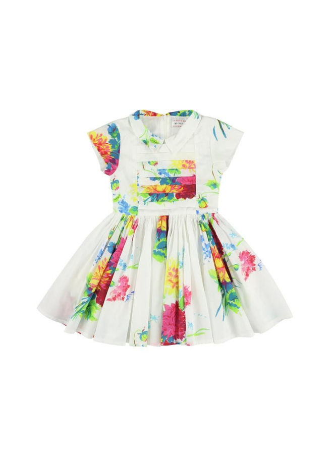 Lemia Flores Dress