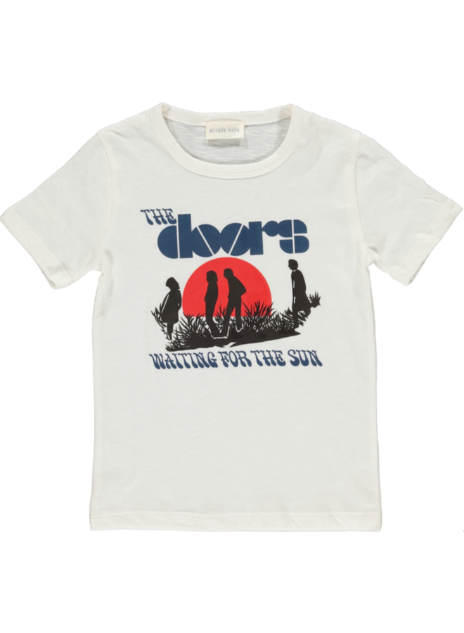 Doors Tshirt Milk