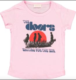 Simple Kids Doors Tshirt Pink