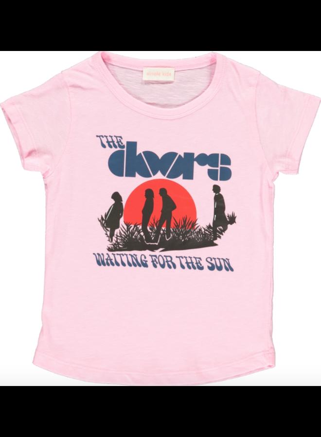 Doors Tshirt Pink