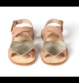 Sonatina Heart Sandals