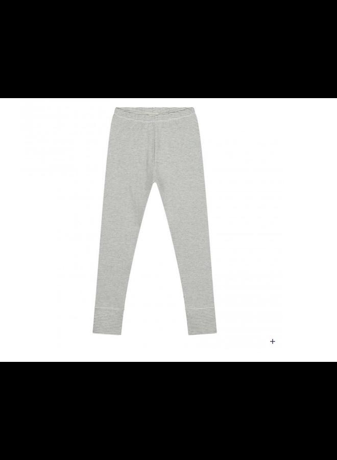 Leggings Grey Stripe