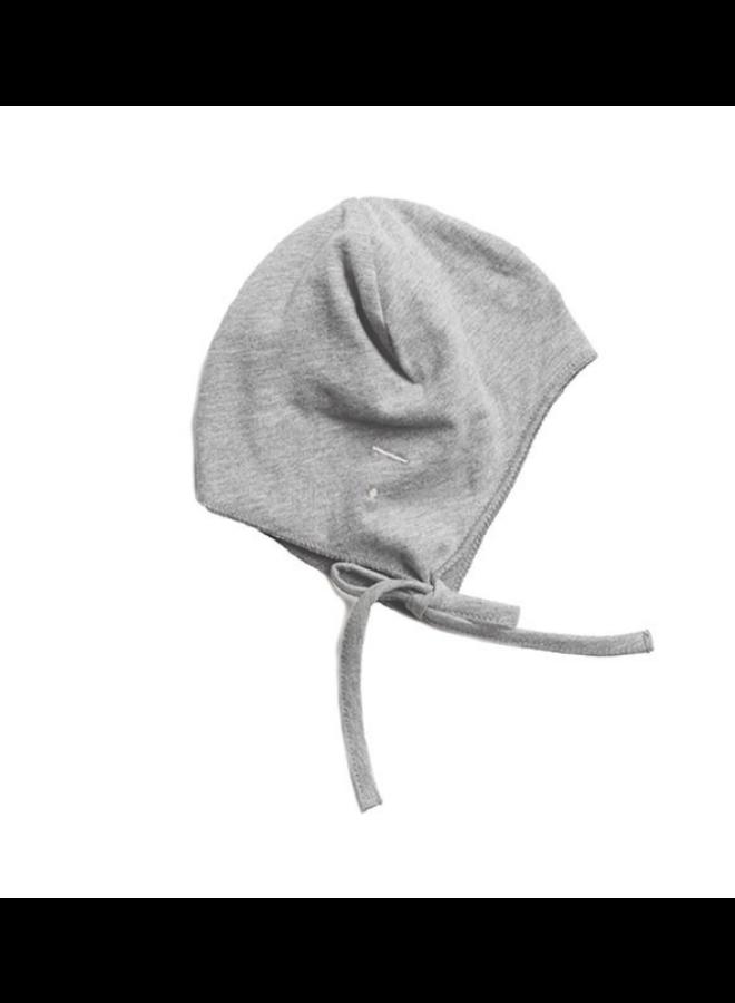Hat Strings Grey