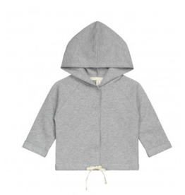 Gray Label Hooded Cardigan Grey