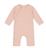 Gray Label Body Suit Snaps Clay