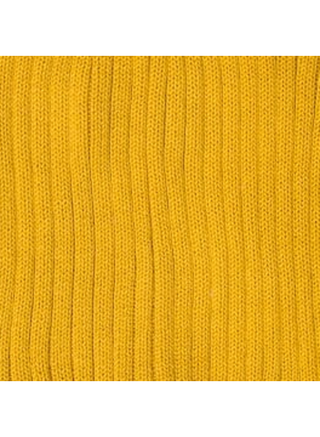 Knitted Leggings Yellow