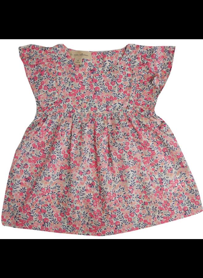 Fleece Dress Liberty Wiltshire
