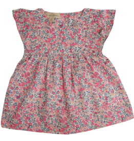 la petite collection Fleece Dress Liberty Wiltshire