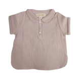 la petite collection Blouse Mushroom Gauze