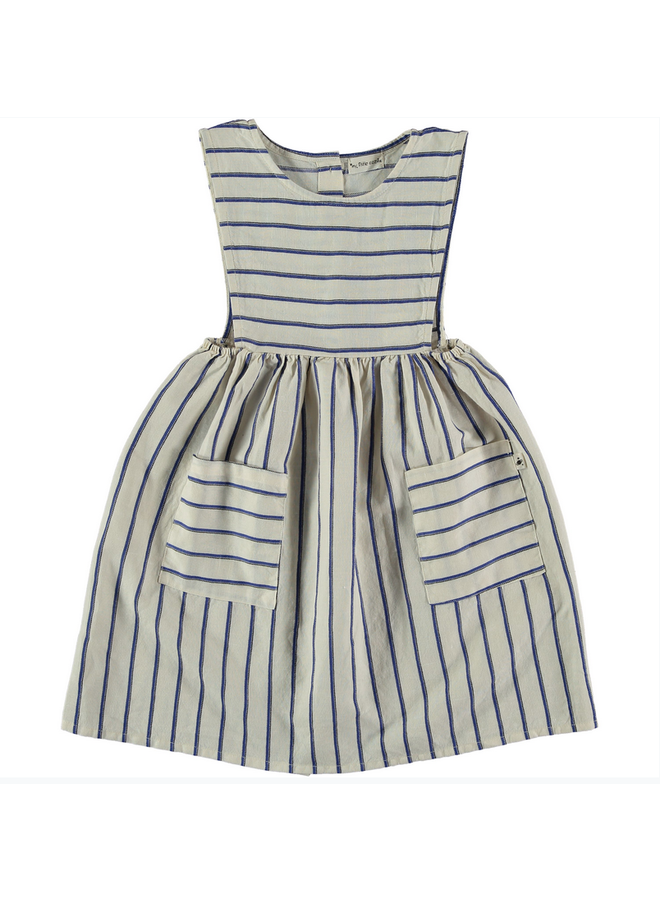 Dress Mei Provence Ivory