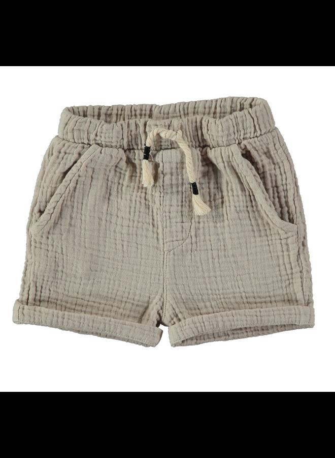 Shorts Roma Sena Stone