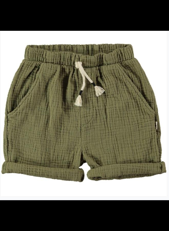 Shorts Roma Sena Khaki