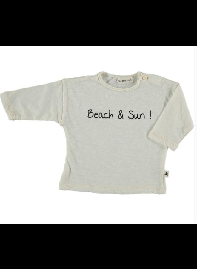 T Shirt Pol Ivory