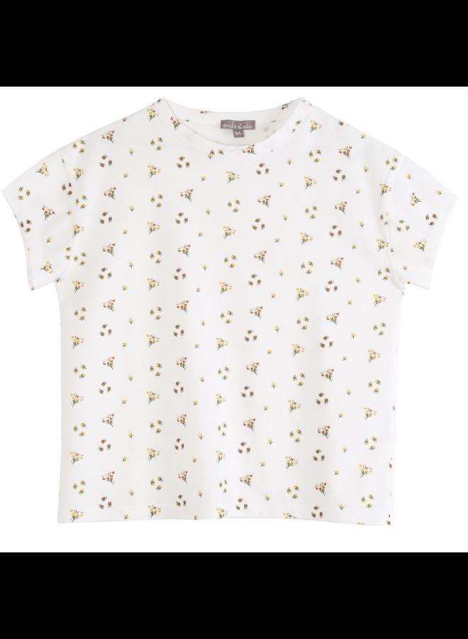 Ecru Mimosa T Shirt