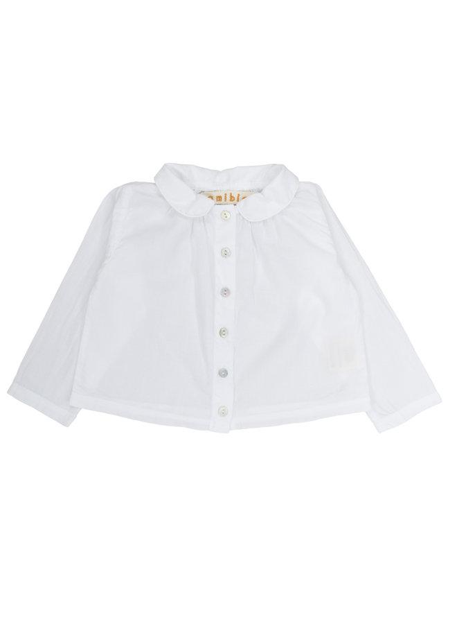 Nolan Shirt White