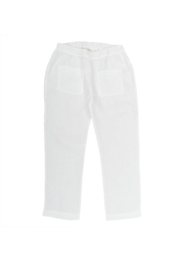 Nani Trousers White