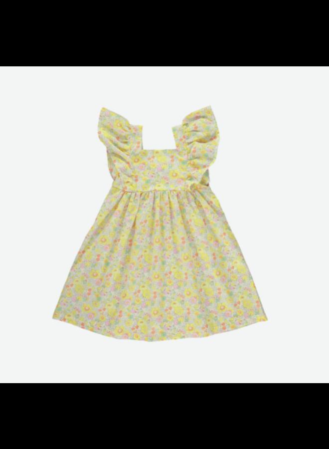 Dress Cara Yellow