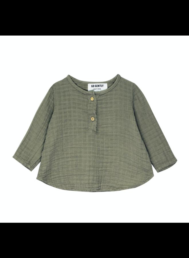 shirt gauze Thyme