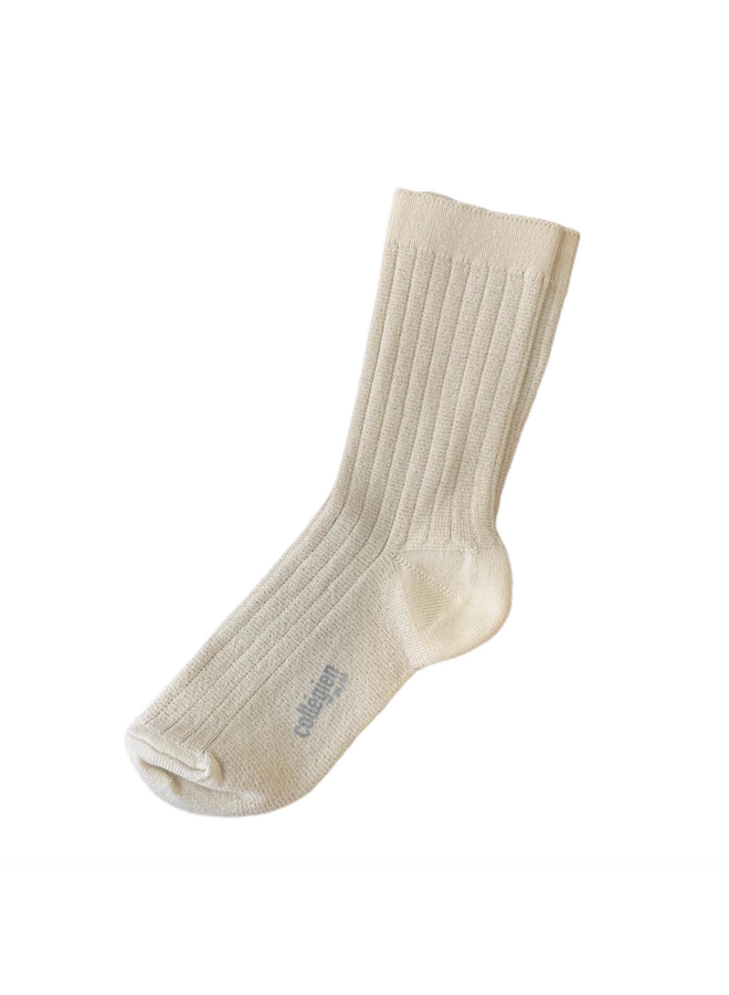 Socks Sparkle Natural
