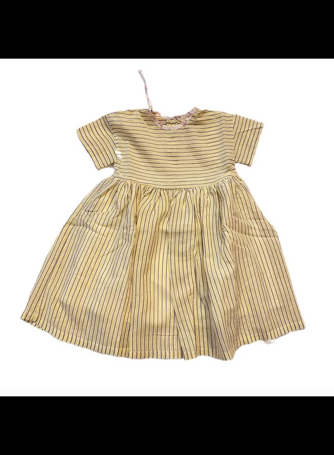 Dress Stripes Yellow