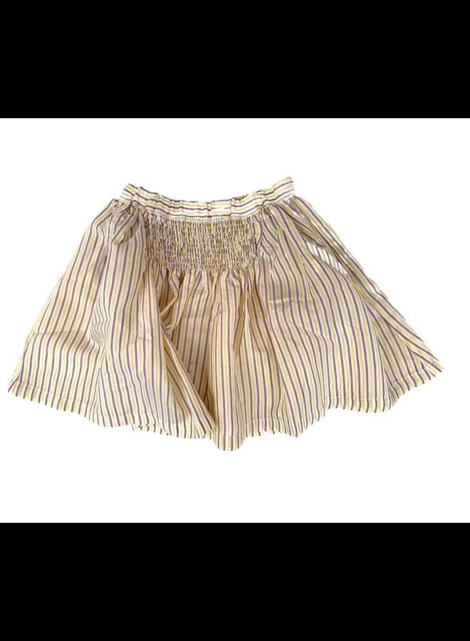 Skirt Stripe Yellow