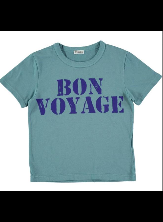 T Shirt Bon Voyage