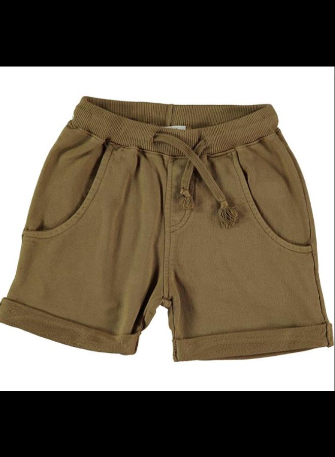 Shorts Cacao Tie