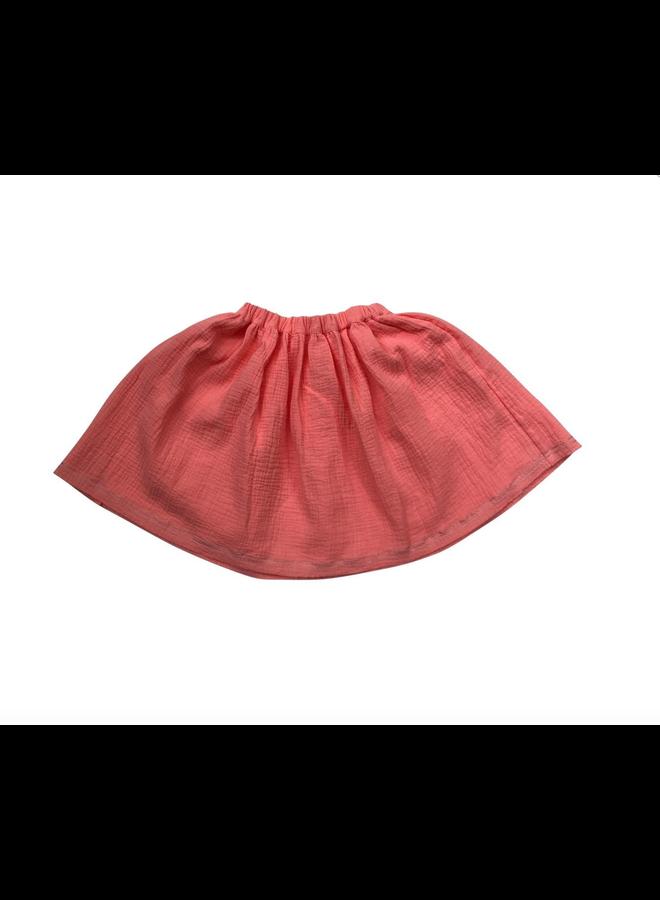 Skirt Trapeze Bubble Gum