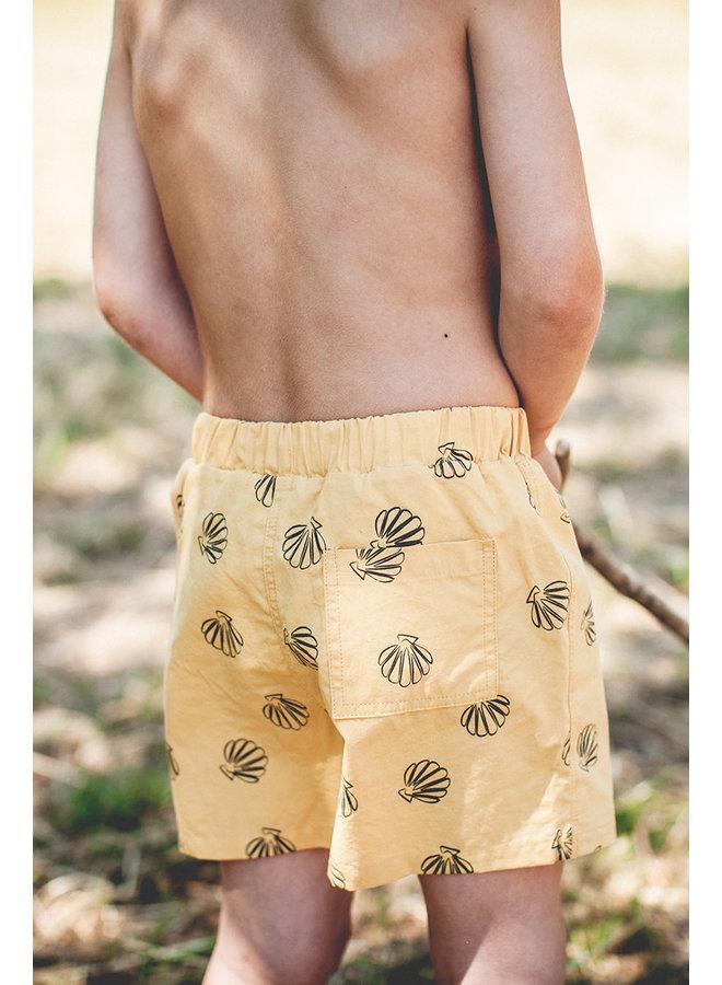 Baltou swim trunk ocher