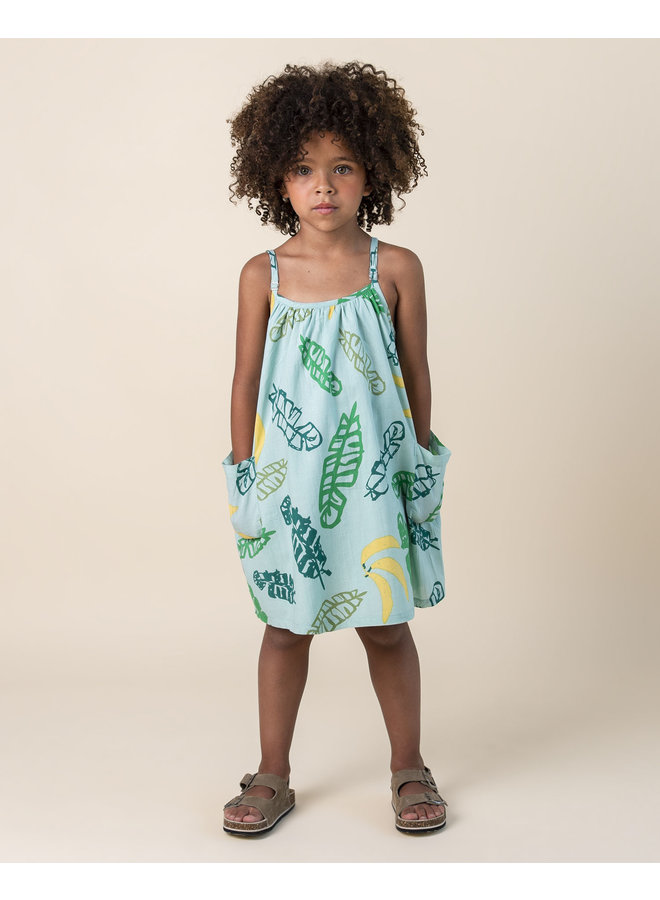 Banana Leaves Dress