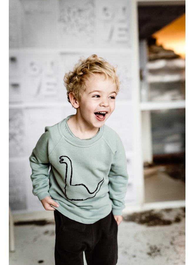 Sweater Seppe Dino Leaf