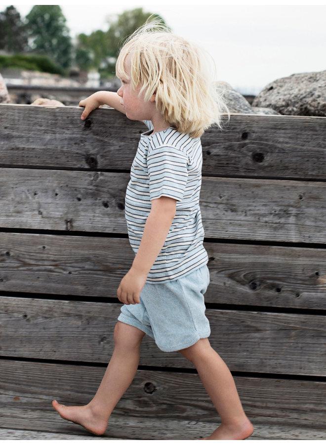 T Shirt Night Stripe