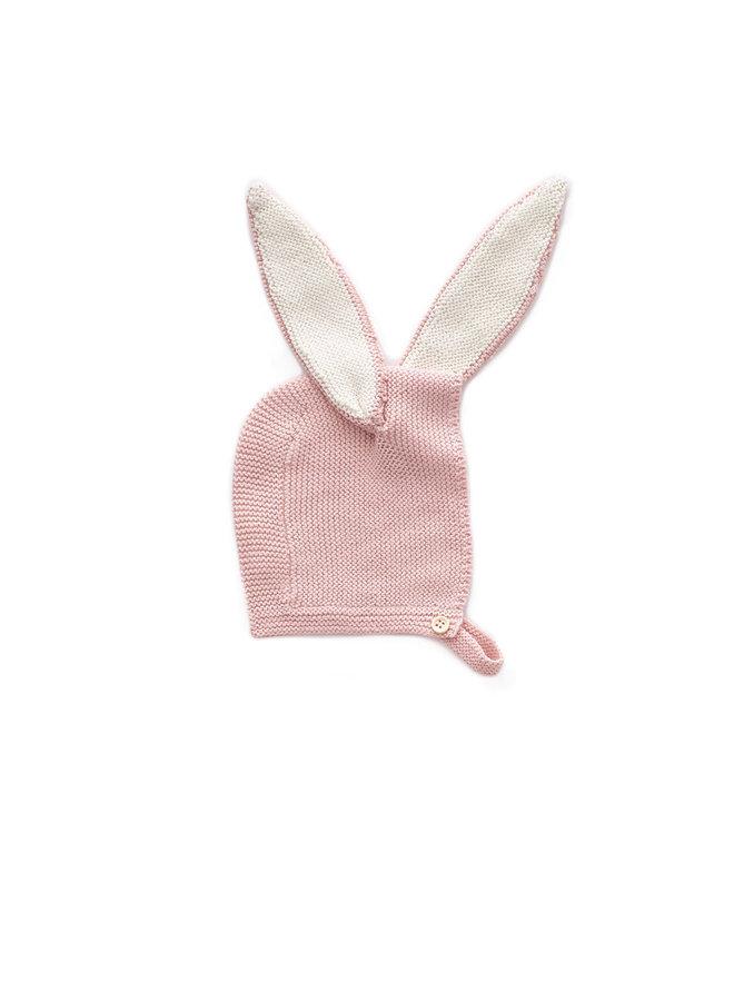 Bonnet Bunny Pink