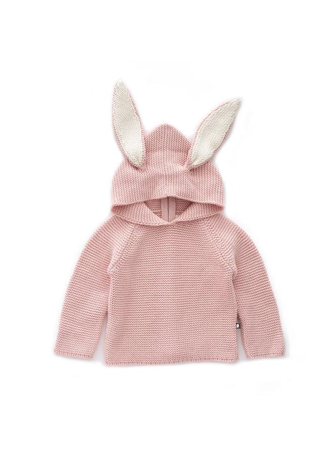 Hoodie Bunny Pink