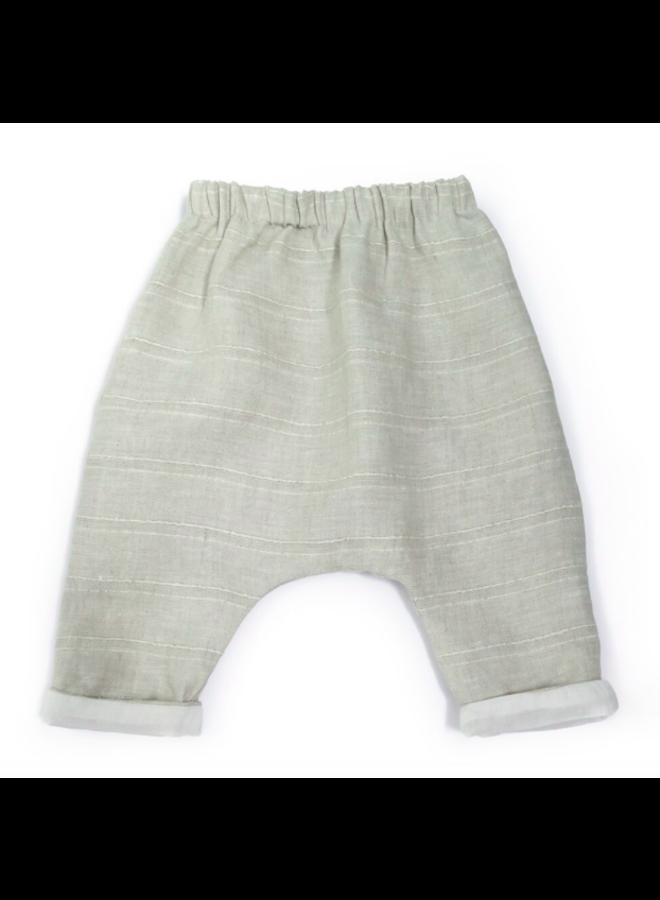 Pants Piri Beige Stripes