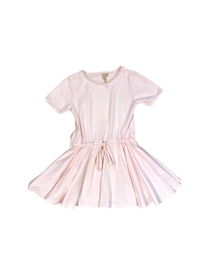 organic Pink Dress SS