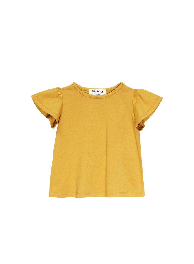 T Shirt Golden