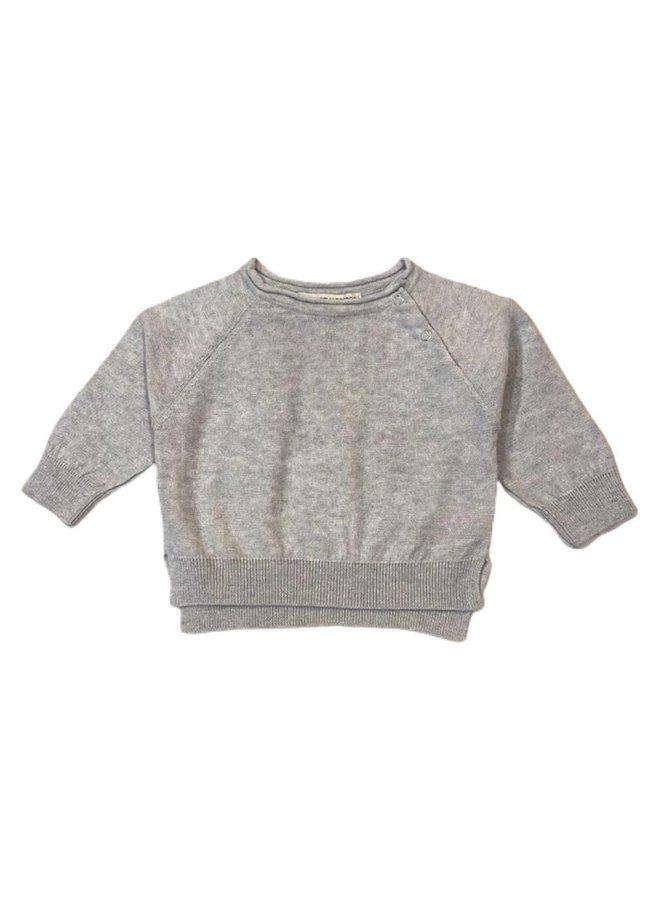Sweater Luli Grey cashmere