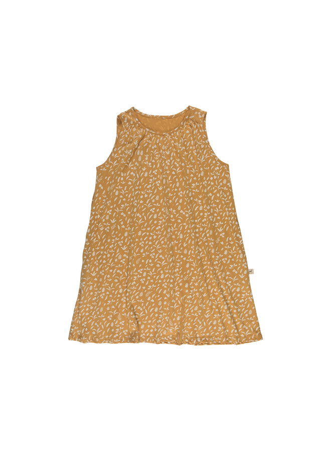 Dress Leaves Yellow