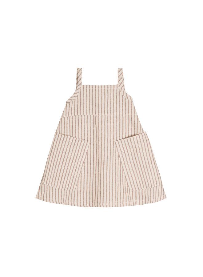 Dress Apron Hazelnut