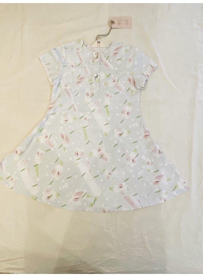 Campanula Dress