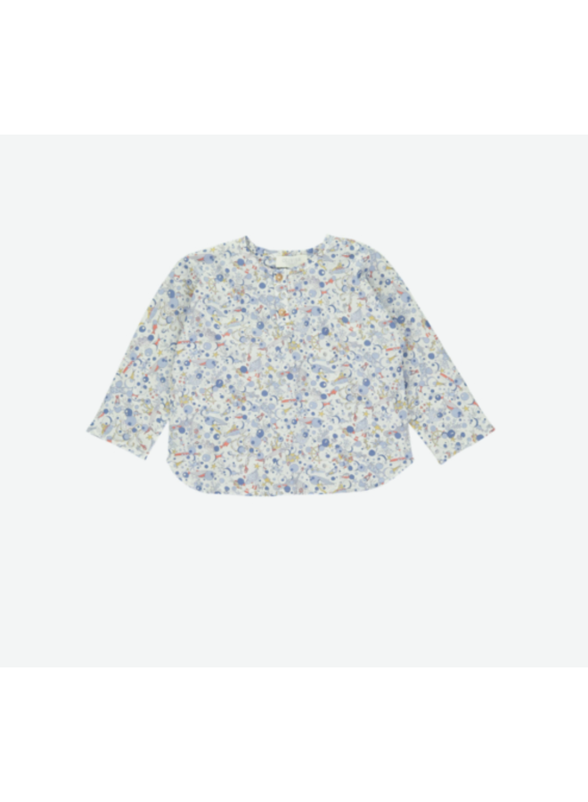 Shirt Monty Blue