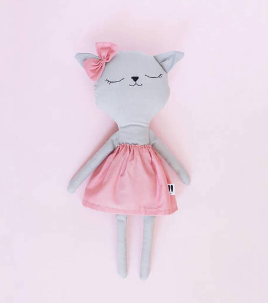 Lelelerele Kitty doll - Lelelerele