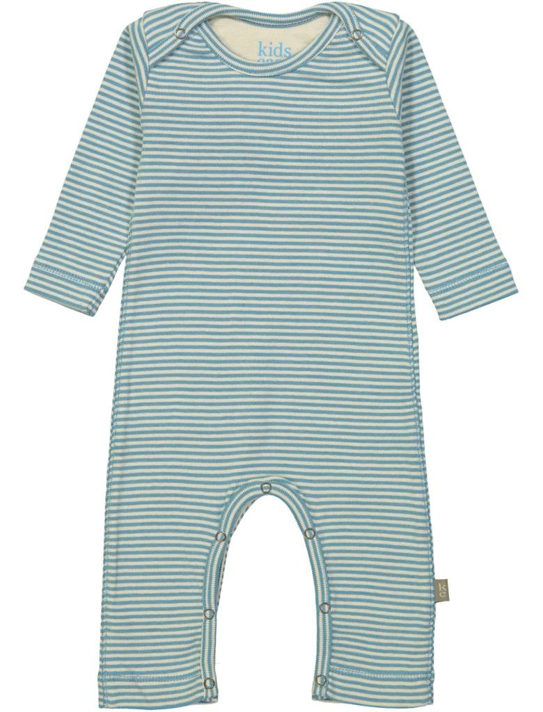 Kids Case Organic suit blue offwhite