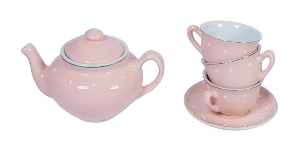 Moulin Roty Porcelain tea set
