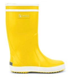 AIGLE Yellow Rainboot