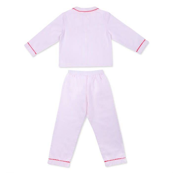 Jim Jam Pink stripe PJ set