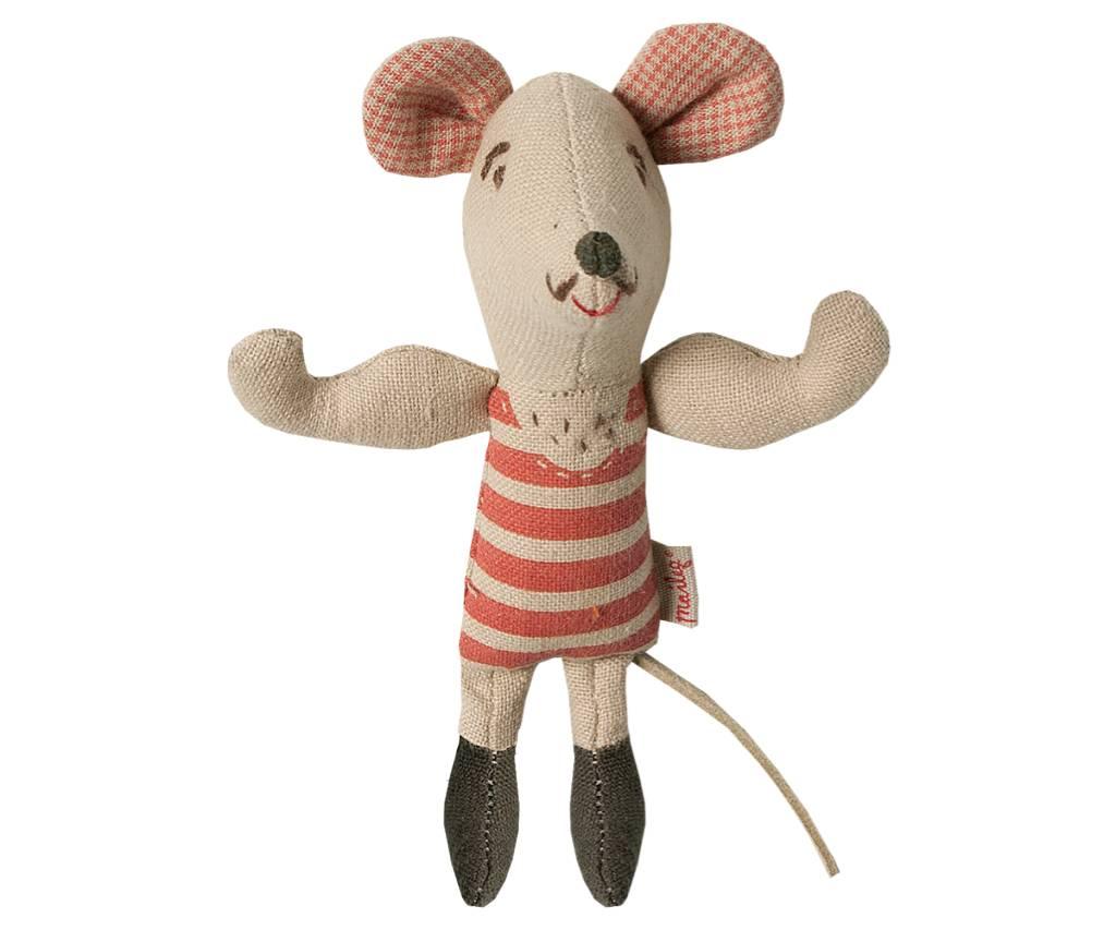 Maileg Circus Strong Mouse