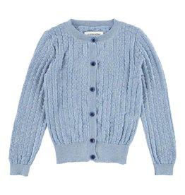 Aymara Cardigan Ima Blue